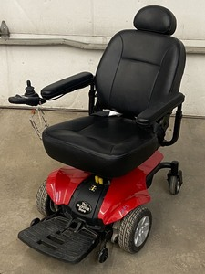 Pride TSS300 Electric Mobility Wheelchair