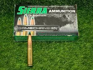 20 Rounds 300 Blackout 125gr Green Tip Ammo Ammunition