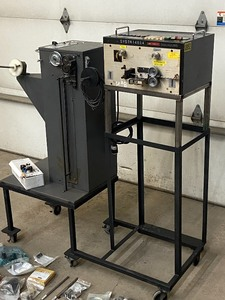 Eubanks Industrial Wire-Stripping Machine