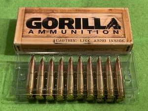 20 Rounds .300 Blackout Ammo Ammunition