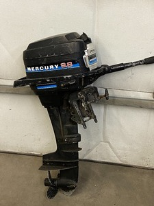 Mercury 9.8HP Short Shaft Outboard Motor