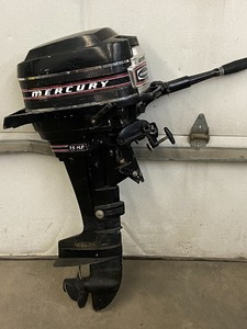 Mercury 7.5HP Short Shaft Outboard Motor