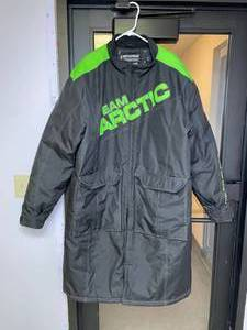 Arctic Cat Race Team Pit Poncho - Large