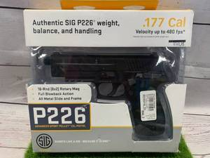 Sig Sauer P226 Advanced Sport Air Pistol