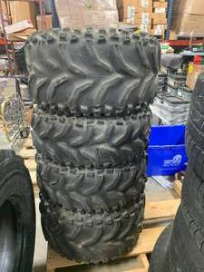 Spider Trac AT25 x 12.5 & 25x9.5 ATV Tires Over $200 New Each