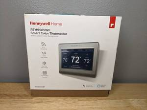 Brand New Honeywell RTH9585WF Smart Thermostat Color Screen