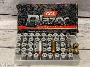 48 Rounds .40 S&W Ammo Ammunition