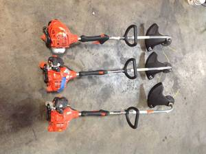 Lot of 3 Echo Weed Trimmers  in good condition see pictures