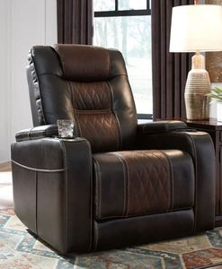 Ashley Furniture Composer Power Recliner in Brown 2150713 - NEW IN BOX