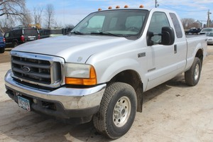 2001 Ford F250 Super Duty XLT 4X4 7.3l Powerstroke - 2 OWNERS