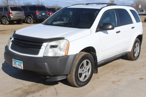 2005 Chevrolet Equinox LS AWD - 2 OWNERS