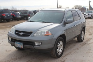 2001 Acura MDX AWD - ONE OWNER -