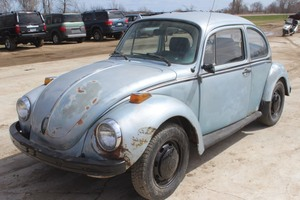 1973 Volkswagen Super Beetle - Runs and Drives!