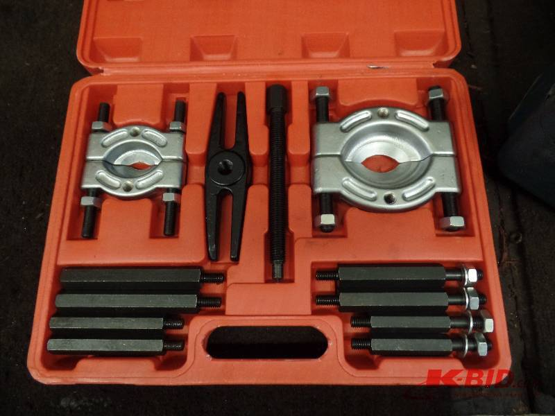 Abi Enduro Universal Bearing Puller Set : Abi darts automotive service center liquidation in