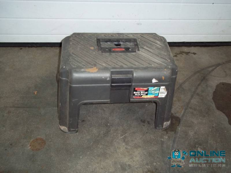 Rubbermaid Step stool tool box | Advanced Sales Consignment Auction #110 | K-BID & Rubbermaid Step stool tool box | Advanced Sales Consignment ... islam-shia.org