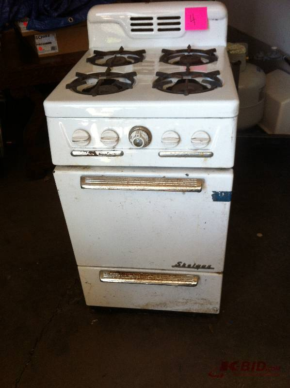 Brand new Skelgas Stove | May Consignment Auction | K-BID DB05