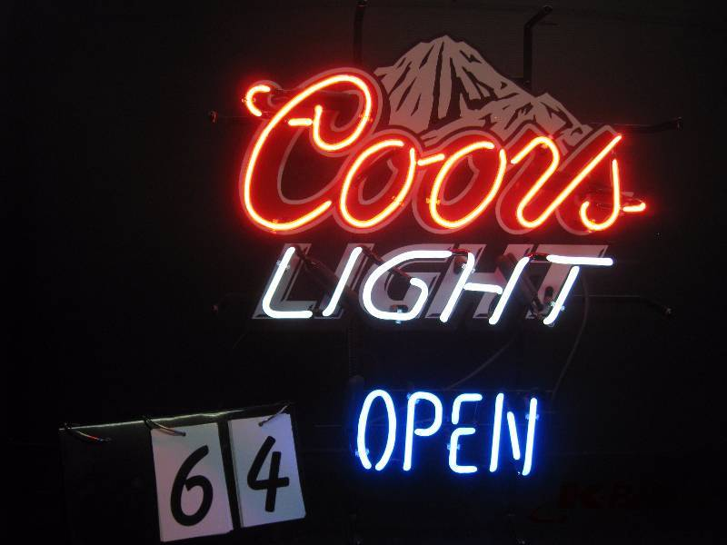 Man Cave Neon Blowout In Minneapolis Minnesota By A2c
