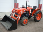 "Kubota L1501DT ""Double Traction"" 4W..."