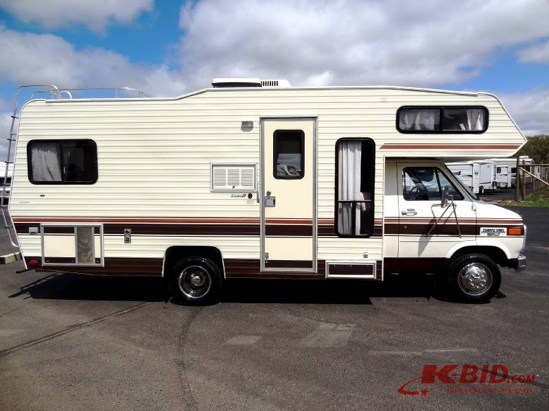 1985 Jamboree Ralley Class C Mini Motorhome | May RV Sale