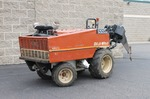 Ditch Witch 255SX Vibratory Plow with Boring Attachment