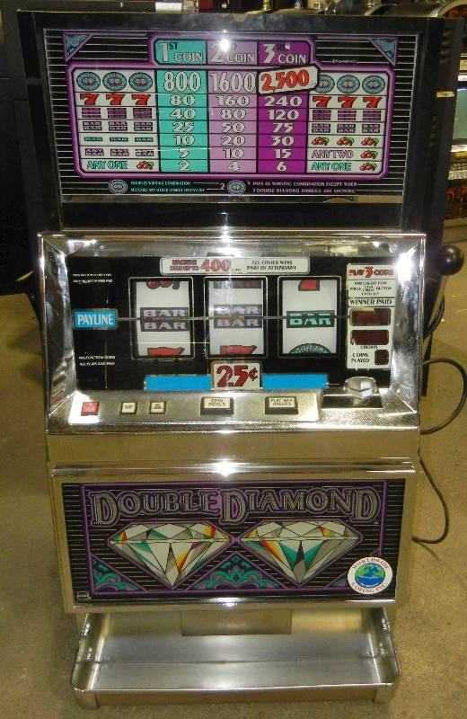 Igt Reel Slot Machine Quot Double Diamond Quot June Slot