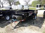 "NEW 2014 PJ TRAILER 60"" UTILITY DUMP MODEL# D5101"
