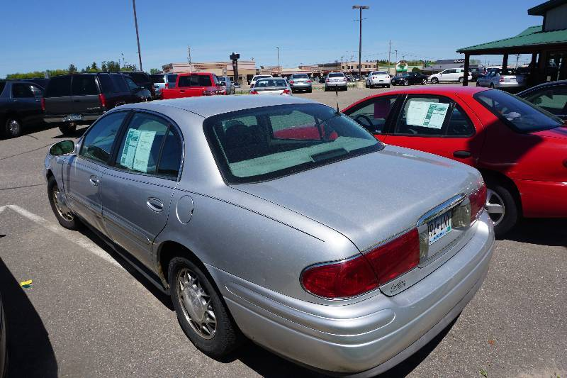 2003 buick lesabre limited 4 door sedan forest river for 2003 buick lesabre window motor