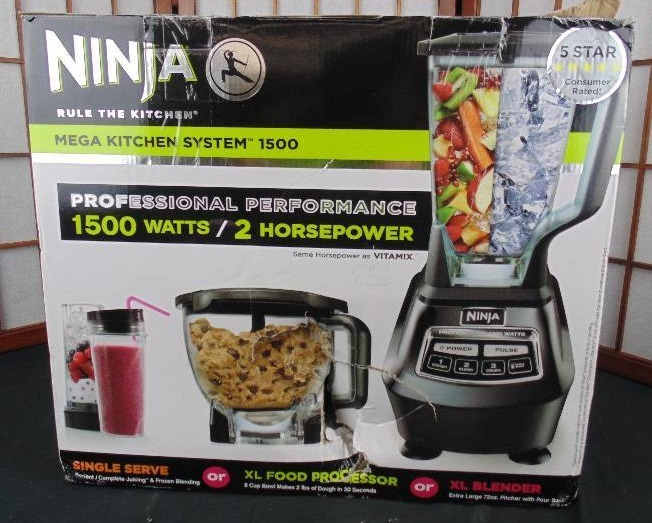 Ninja Mega Kitchen System 1500 Professional Performance ...