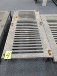 Galvanized Dunnage Rack 48 in x 24in x 10in