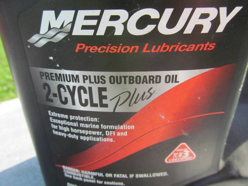 Mercury Outboard Oil | WFT#124 ~ Vehicles & More | K-BID