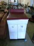 AWESOME VINTAGE ART DECO CABINET-EXC CONDITION