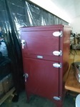 VERY RARE 1930 COOLERATOR ICE BOX-AWESOME CONDITION