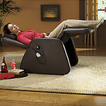 Awesome BRAND NEW High End BROWN Bonded Leather Zero Gravity Exclusive Massage Chair
