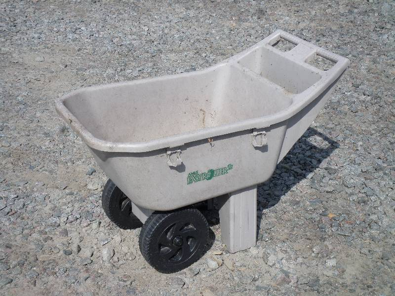 ames eay roller garden cart loretto equipment 261 k bid - Ames Garden Cart