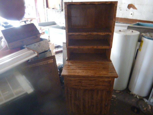 Small Kitchen Hutch | Northstar Kimball July Consignments #3 ...