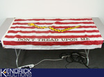 "Vintage Rare ""Don't Tread Upon Me"" Valley Forge Nylon Flag"