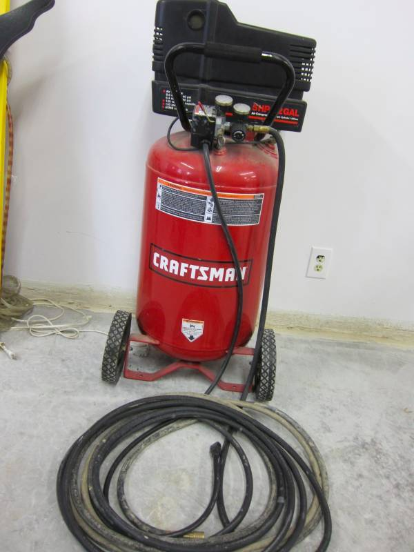 Craftsman 5hp Compressor Abi 238 Industrial Amp Estate