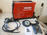 New Craftsman Digital MIG Welder