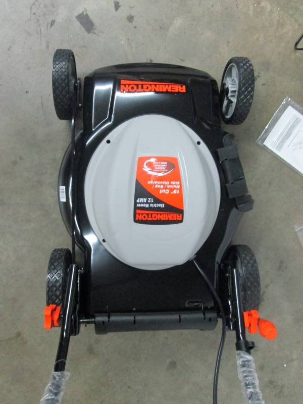Remington 3 In 1 Corded Electric Mower July Appliances