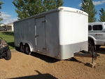 2003 Cargo Mate 18' Enclosed Traile...