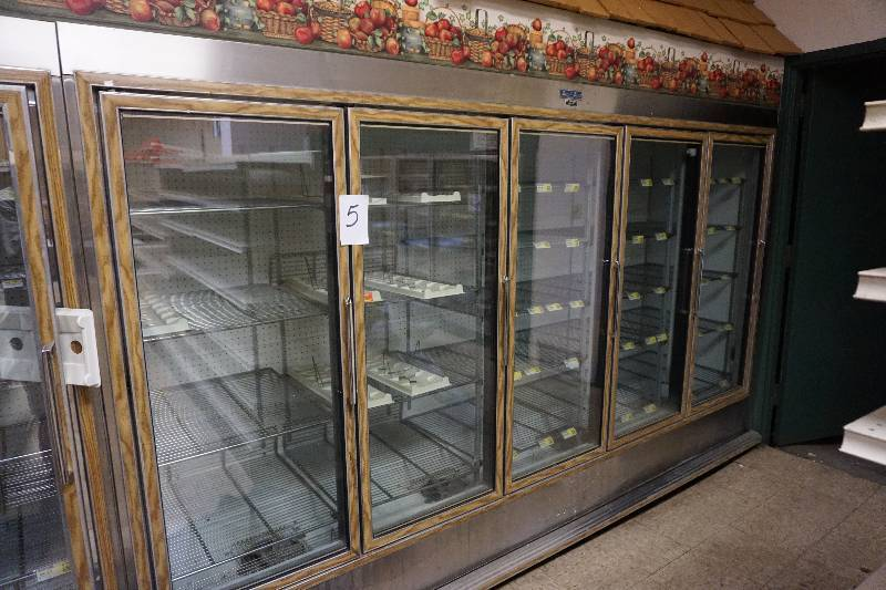 Grocery store market liquidation in pillager minnesota by