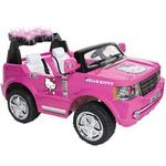 "Hello Kitty SUV ""Power Wheel"""