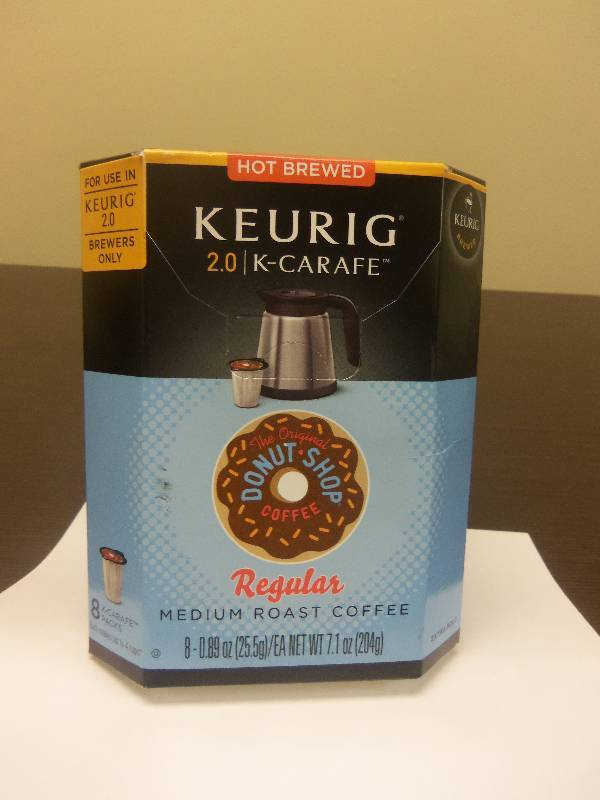 keurig 20 kcarafe cups folgers gourmet lively columbian new in package outdated each kcup makes up to 4 cups