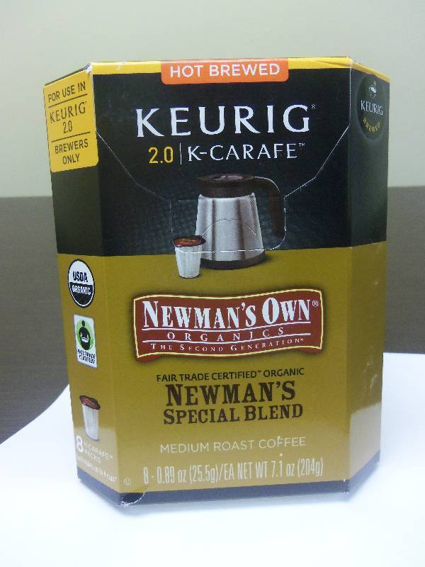 keurig 20 kcarafe cups eight ou0027clock new in package outdated each kcup makes up to 4 cups