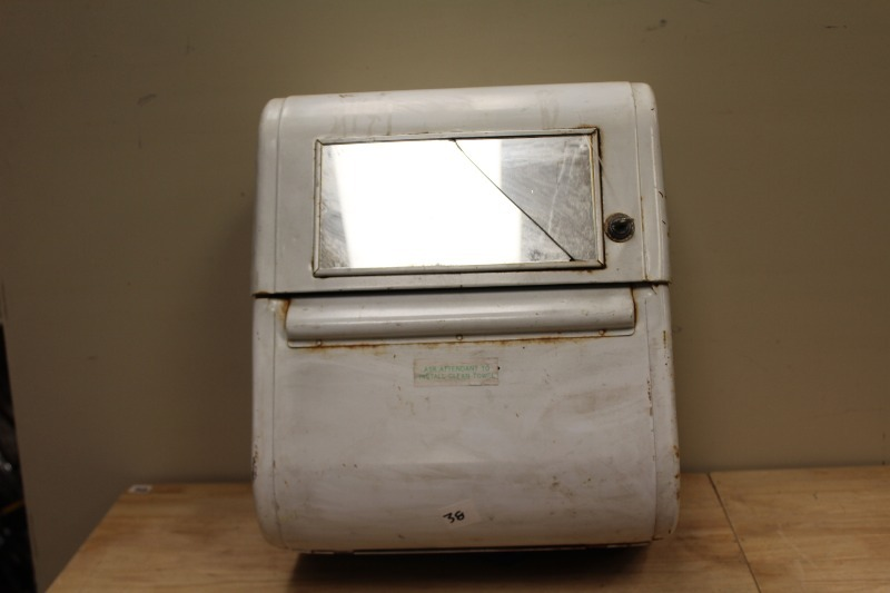 bathroom towel dispenser lowry consignments 35 k bid