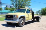 1998 GMC Sierra 3500HD One Ton Dually Flatbed 454 V8 - 87,867 Miles!