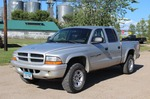 2001 Dodge Dakota Sport 4x4 Quad Cab
