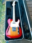 BRAND NEW NEVER PLAYED 1997 USA MADE G&L ASAT SEMI HOLLOW BODY TELECASTER-1 OF 250 MADE