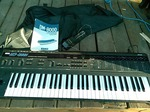 MINT CONDITION KORG DW-8000 PROFESSIONAL FULL SIZE PROGRAMABLE SYNTHESIZER-RARE COLLECTOR PIECE