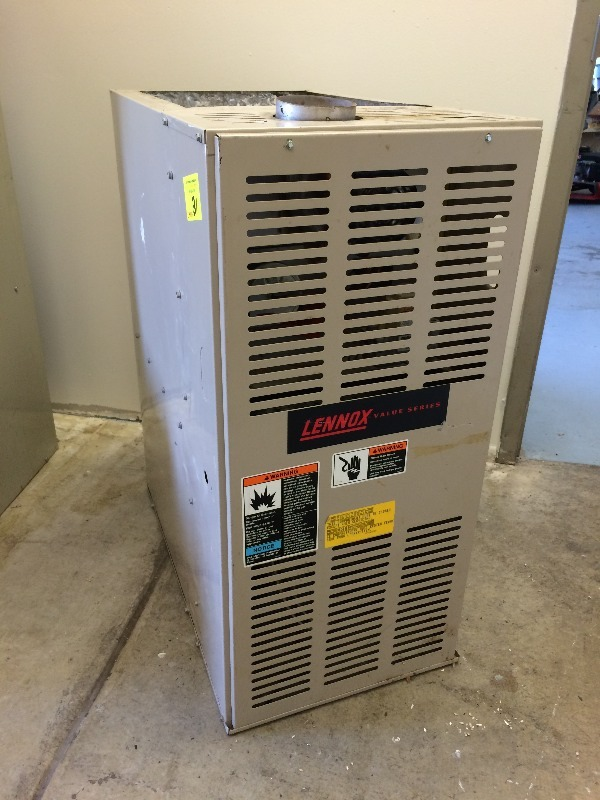 Lennox Upflow Forced Air Furnace Nat Gas 75 000 Btu S 29 5